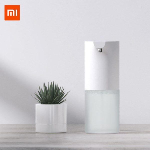 Xiaomi-mijia-otomatik-indüksiyon-köpük-el-yıkama-sabunluk-otomatik-sabun-0-25-s-kızılötesi-sensör-akıllı-ev-çocuklar-bebek-hediye