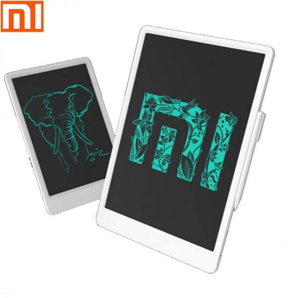 Xiaomi-pizarra-LCD-para-escribir-Tablet-con-bol-grafo-Digital-dibujo-escritura-a-mano-mensajes-alfombrilla